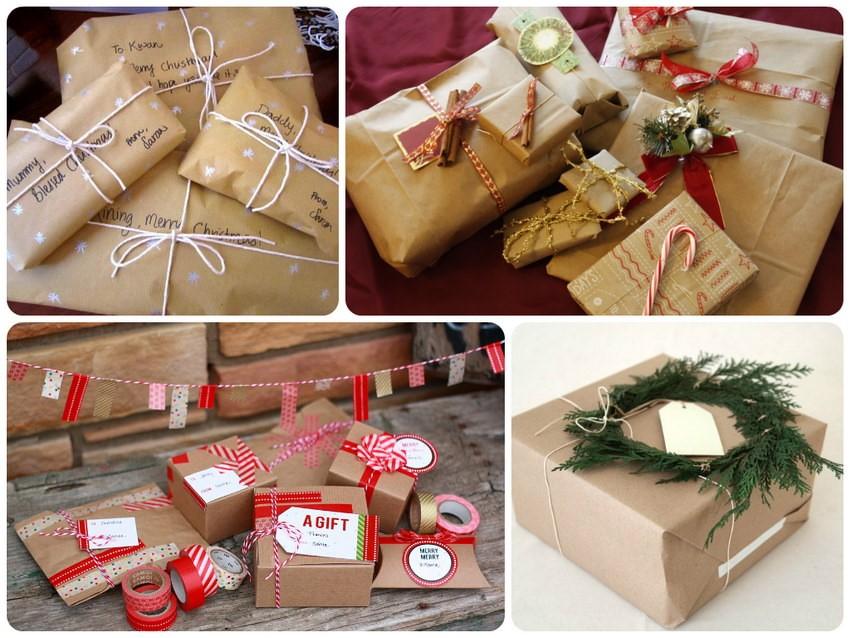 Как красиво и оригинально упаковать подарок: подборка ...